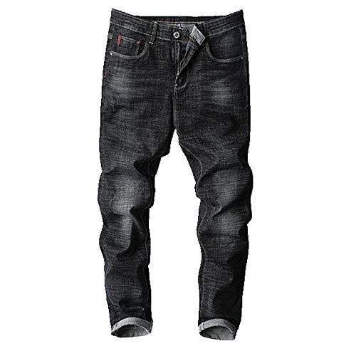 N\P Pantalones vaqueros para hombre de primavera y otoño