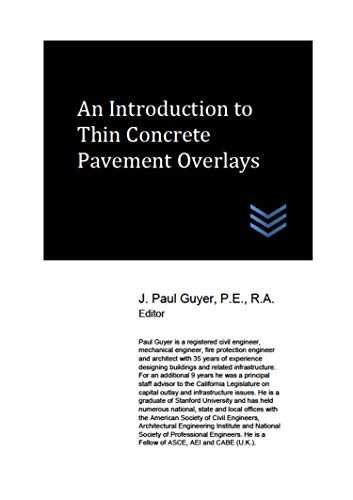 An Introduction to Thin Concrete Pavement Overlays