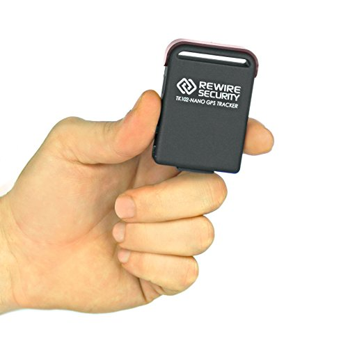 REWIRE SECURITY Genuine GPS Tracker 102-NANO...