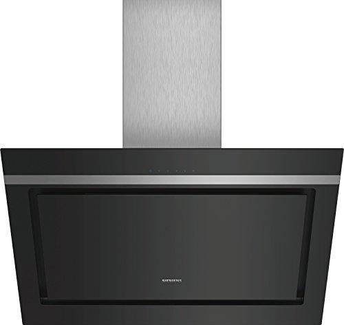 Siemens LC87KIM60 iQ300 Wand-Esse / 79 cm / LED-Beleuchtung / Extrem Leise / TouchControl / Glas, lackiert