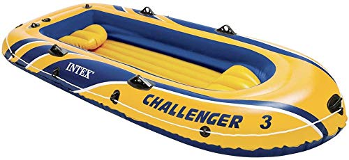 xyl Embarcación neumática para 3 Personas Embarcación neumática Kayak