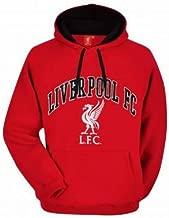 Official Liverpool FC (Premier League) Crest Unisex Hoodie
