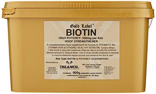 Gold Label - Biotine - 900g