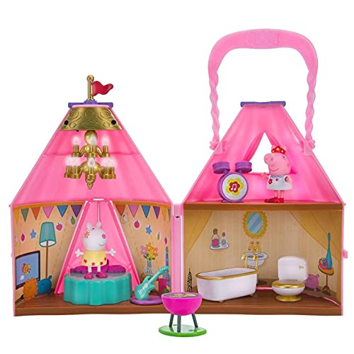 Peppa Pig Fest Glamping Tent