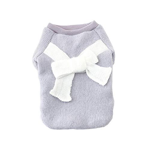 QWEZXC Hundebekleidung Günstige Hundeweste Winter Haustierkleidung Für Hunde Katzenpullover Kleidung Für Hunde Kostüm Kleine Mittlere Hundekleidung Chihuahua Yorkshire