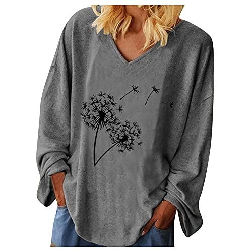 LianMengMVP Damen Blusen Oberteile Fashion Halloween Drucken Lässig Streifen Zipper Beiläufige Bluse Herbst Langarm Shirt Mode Oberteile Elegant Sweatshirt Tunika Blusen Pullover Sweater