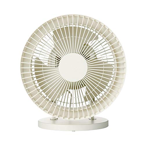 無印良品サーキュレーター(低騒音ファン・大風量タイプ)・ホワイト型番:AT-CF26R-W76319948