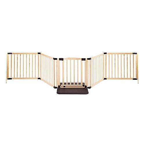 日本育児『PetSelect木製パーテーションFLEX400-W』