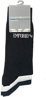 Emporio Armani Men's Short Socks Set of 3 Casual