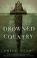 Drowned Country by Emily Tesh book cover