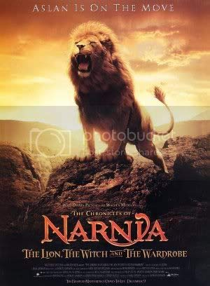 Chronicles of Narnia The Lion The Witch and The Wardrobe – Wall Poster Print – A3 Size - 297mm x 420mm