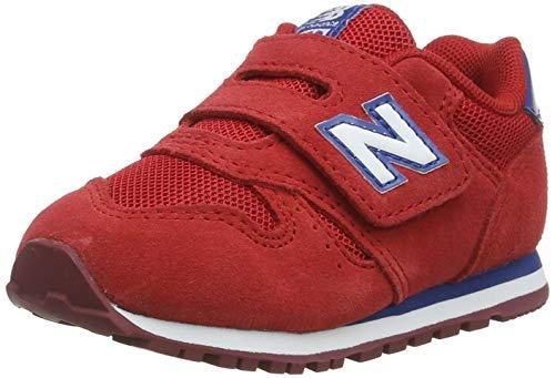 New Balance 373, Zapatillas Bebé-Niños, Team Red, 17 EU