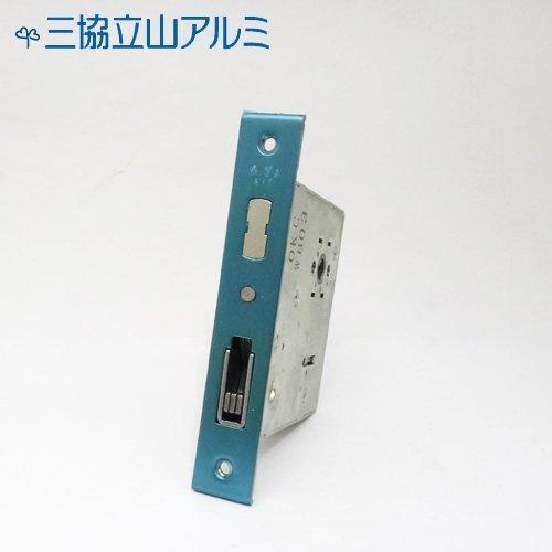 三協立山アルミ 錠ケース MIWA GAF ガードロック 箱錠 交換 取替え バックセット64mm 主な使用ドア:ウェルファード サンシリーズ 和彩 など 美和ロック GAF