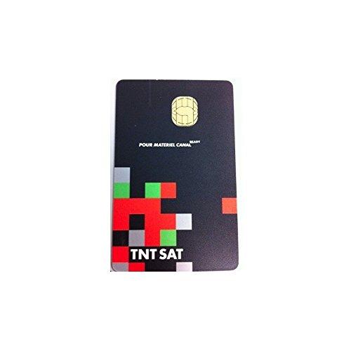 Carte TNTSAT V6 NEW Génération Neuve CANAL+ Astra 19,2°