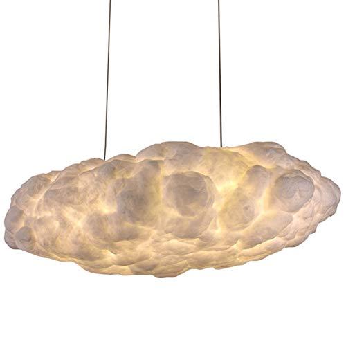 Kreative schwebende Wolken Kronleuchter Warme romantische Treppenhaus Pendelleuchten für Wohnzimmer LED Wolken Leuchten