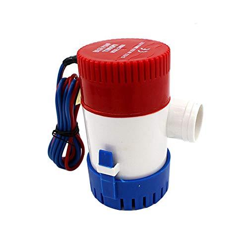 Bateau Pompe de cale Eau Multi Fonction Automatique Submersible Marine Pompe de cale électrique Automatique Pompe de cale Submersible Bateau Eau 1pc 350 12V