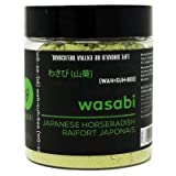 YOSHI Premium Wasabi Powder (Dried Horseradish), 50g (1.8oz) | Imported from Japan