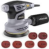 Jellas Exzenterschleifer mit Absaugung, Staubfangbehälter, staubgeschütztem Schalter &...