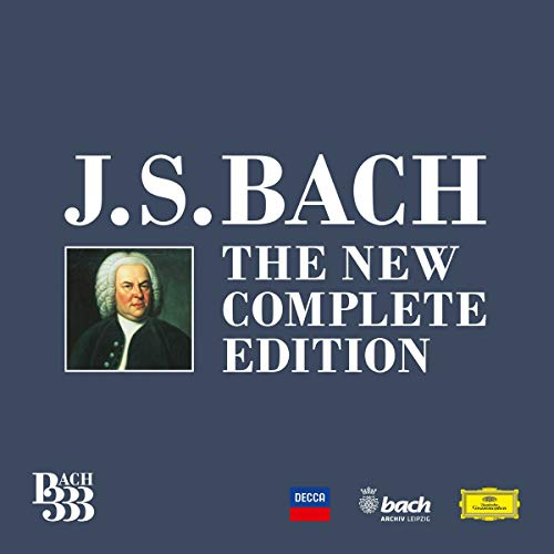 Bach333 - The New Complete Edition