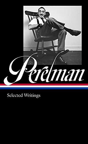 Image of S. J. Perelman: Writings (LOA #346) (Library of America)