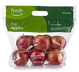 Fresh Brand – Fuji Apples, 3 lb
