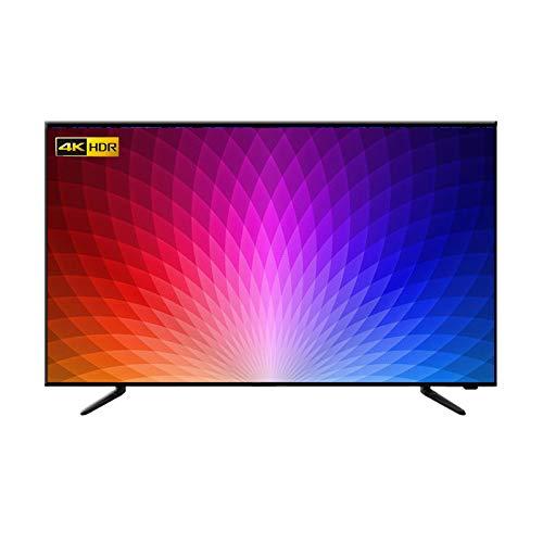 Smart TV 4K de Ultra Alta Definición Full HD LED Televisores, HDMI, USB, Conexión VGA, Android Intelligence TV [Clase Energética A]