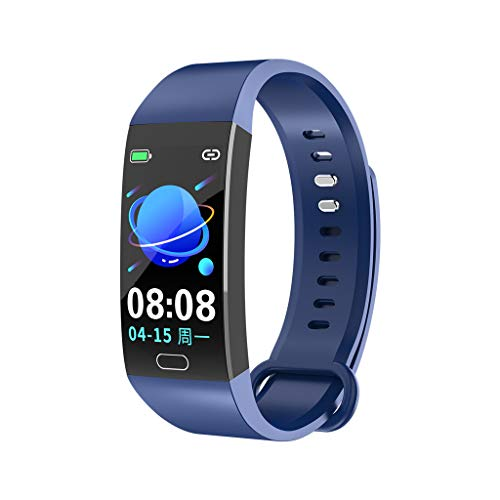 %69 OFF! Cokthen Smart Watch Blood Pressure Heart Rate Monitor Bracelet Wristband for iOS Android (B...