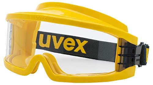 Uvex Ultravision Supravision Excellence Schutzbrille - Transparent/Gelb