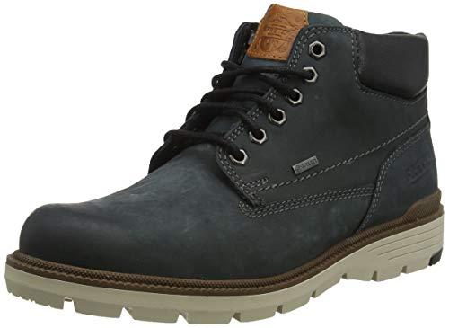 FRETZ men Herren Cooper Chukka Boots, Blau (Blue 32), 42 EU