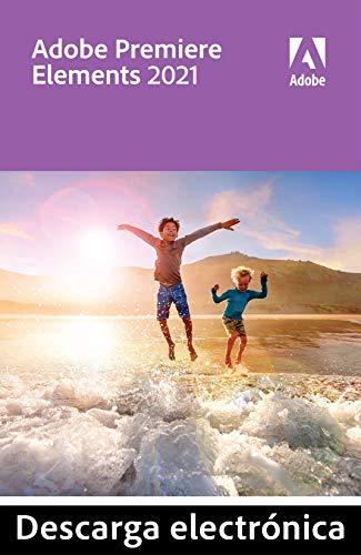 Adobe Premiere Elements 2021 1 Utente PC Codice d'attivazione per PC via Email