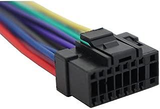 Harmony Audio HA-ALP16B Alpine Replacement 16 Pin Radio Wire Harness