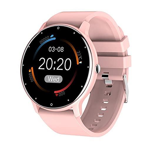 Nuevo Reloj Deportivo con Pantalla Táctil para Hombre Reloj Inteligente Resistente Al Agua IP67 con Frecuencia Cardíaca Y Presión Arterial para Hombre