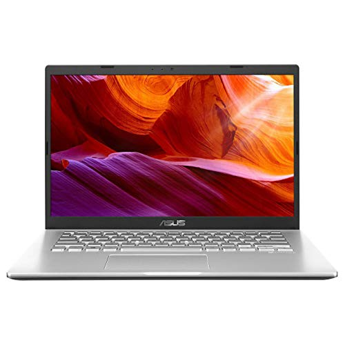 ASUS Vivobook R409JA-EK008T PC Portable 14'' FHD (Intel Core i3-1005G1, RAM 8Go, 256Go SSD, Windows 10) Clavier AZERTY Français