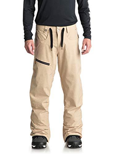 Quiksilver Men's Forest Oak 15k Snow Pants