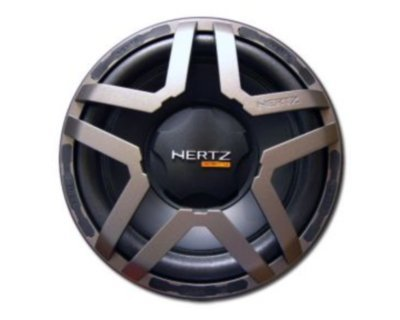 HERTZ Special Car Audio ESG 200 GR Grill, Grating for Energy Subwoofer 8'/2