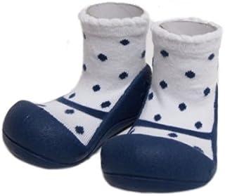 エド・インター Beby feet ベビーフィート (11.5cm, フォーマル ネイビー(08))