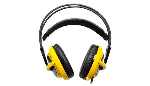SteelSeries Siberia V2 Navi Full-Size Gaming Headset (Yellow)