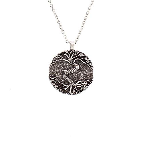 As Above. So Below II Pendant Necklace [Silver]
