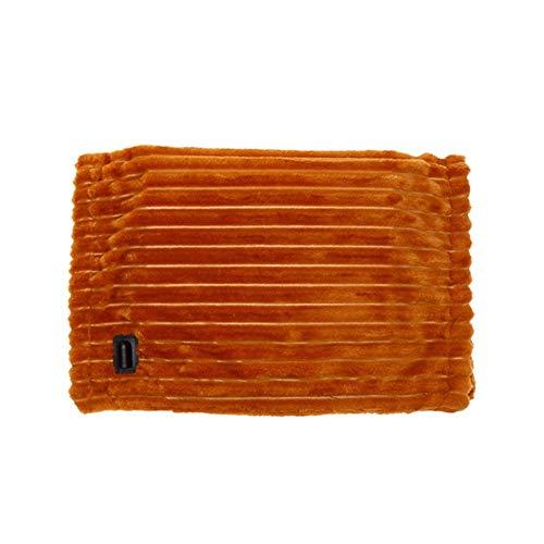 Gaeruite Manta calefactada eléctrica para Coche, 12V Manta calefactada para Coche eléctrico Manta de calefacción de Temperatura Constante para camión de Coche
