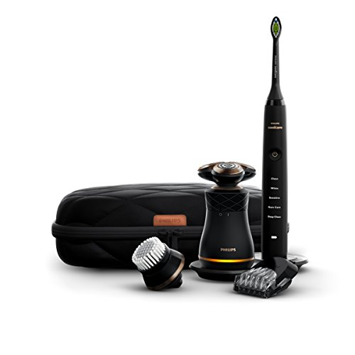 Philips Norelco Electric Shaver and Sonicare Rechargeable Toothbrush, S8880/88
