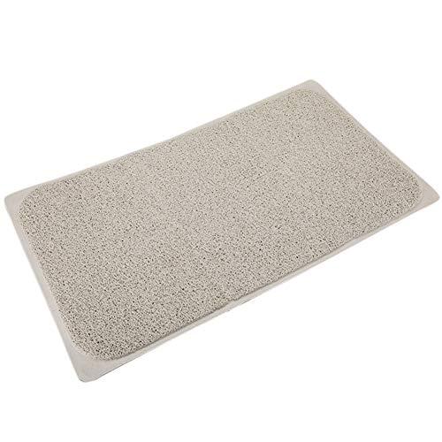 Neborn Anti-Rutsch-Badewannenmatte aus PVC mit Duschkissen für die Badewanne Saugkissen Massagekissen weich
