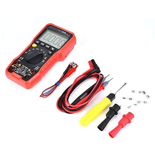 Echte RMS-Spannungs-Digitalmultimeter-Messung 5999 (3 5/6) Anzahl für Elektrikerunterstützung für Sprachübertragung für zu Hause