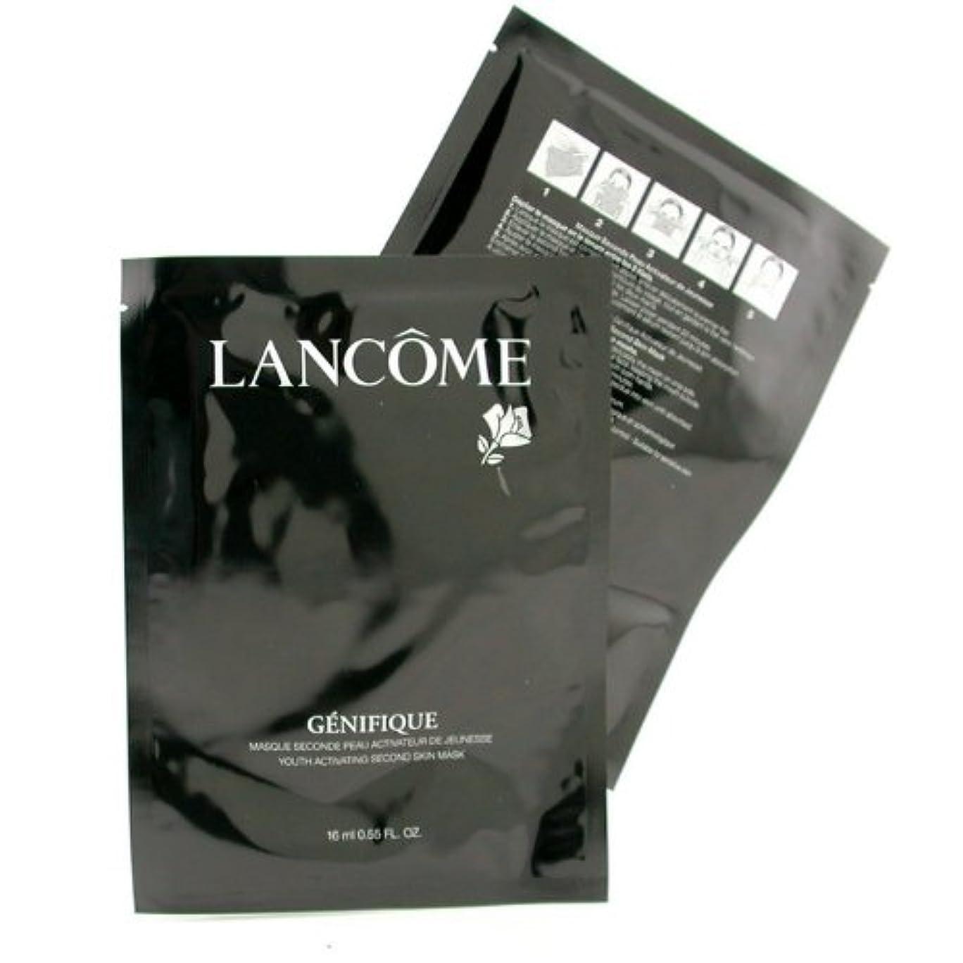 助言シャッフル乳ランコム LANCOME ジェニフィック マスク 16mL×6