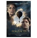 HJZBJZ Der Aeronauts Film Felicity Jones Eddie Redmayne