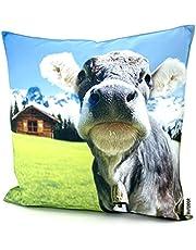 heimtexland ® Outdoor kussen bedrukt 45x45 tuin lounge decokussen outdoor lotus-effect type 742