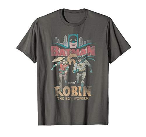 Batman Classic TV Series Classic Duo T Shirt