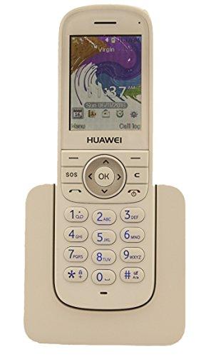 Huawei F662 ETS3 Telefono Cordless 3G/GSM per schede SIM, display a colori, batteria ricaricabile, sbloccato per tutti gli operatori