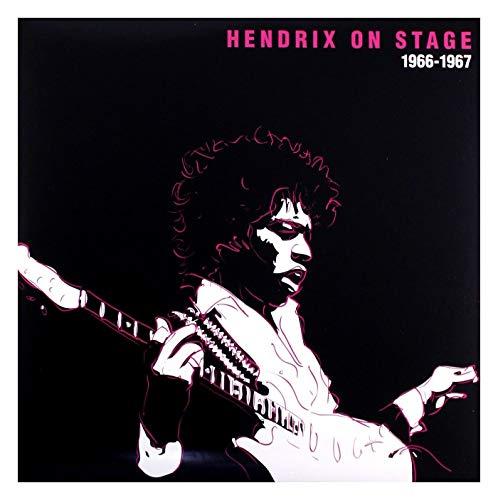 Hendrix On Stage  66- 67 [VINYL]