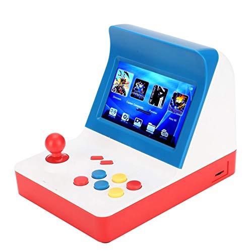 ROMACK Consola de Juegos portátil con Modo de 2 Jugadores Consola de Juegos Retro de tamaño pequeño, para Juegos