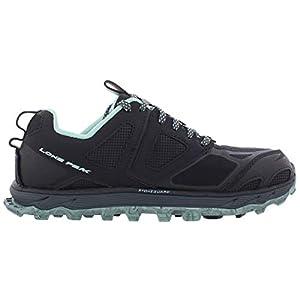 ALTRA Women's AL0A4QTX Lone Peak 4.5 Trail Running Shoe, Navy/Light Blue - 11.5 M US